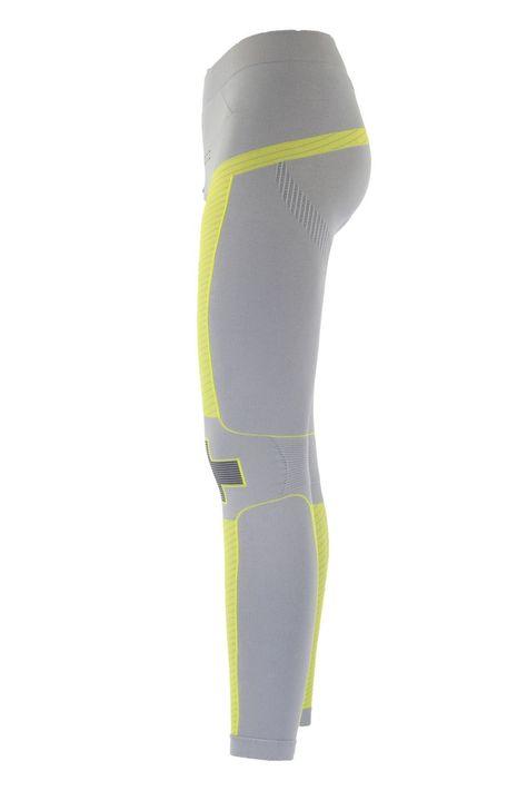 Sport-Pant blanc grande taille jockey