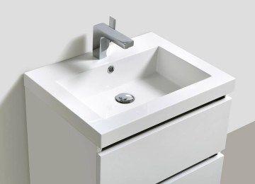 Aufsatzwaschbecken Mit Unterschrank Stehend