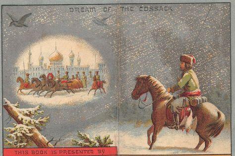 Dream of a Cossack