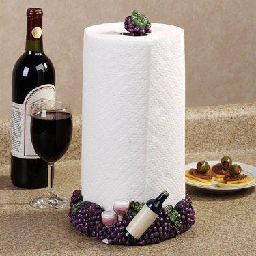 60 Best Grape And Wine Decorations Images Wine Decor Grape Decor Wine Theme Kitchen
