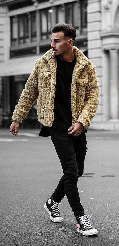 Pin by Mr E on Men's Fashion | Converse high top sneaker