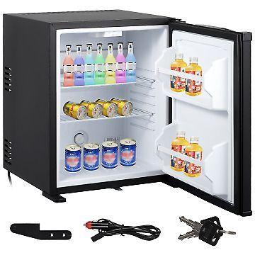 Ebay Sponsored Absorption Mini Refrigerator 12v 110v No Noise Hotel Countertop Fridge 42qt With Images Portable Fridge Portable Refrigerator Car Office