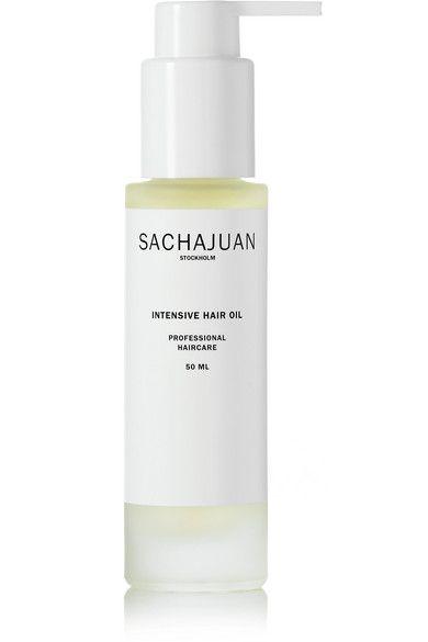 Sachajuan Intensive Hair Oil 50ml Colorless Hair Oil Sachajuan Hair Care Products Professional