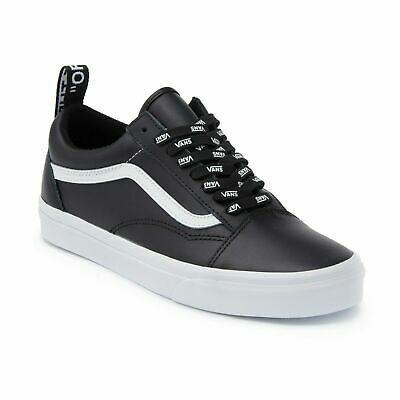 Vans OTW Lettering Webbing Leather Old Skool Sneakers Skate