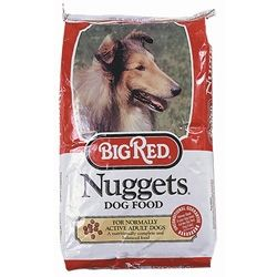 Now At Myagway Big Red Dog Food This Line Of Pet Food Offers Ingredients That Are Carefully Selected For Their Specifi Dog Food Recipes Red Dog Food Animals