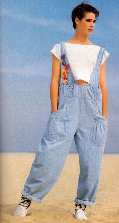 Periodicult 1980-1989 — Michel, Mademoiselle magazine, March 1985....