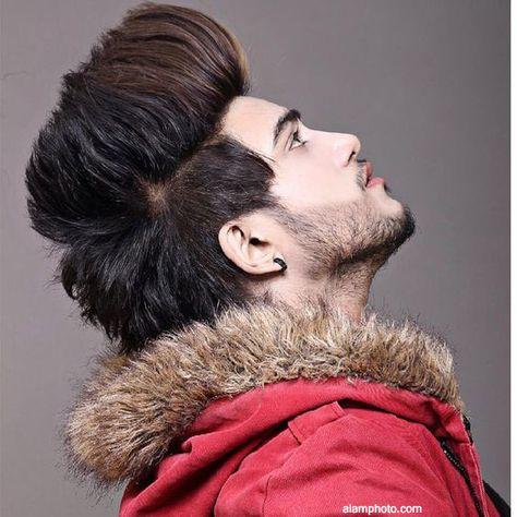 رمزيات شباب 2021 عالم الصور Boys Long Hairstyles Long Hair Styles Men Hair And Beard Styles