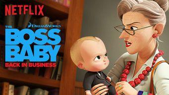 Netflix Boss Baby Netflix Family Fun Night