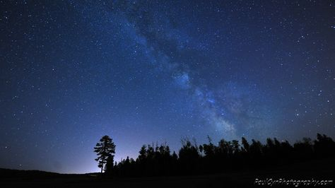 Milky Way over Maine.   Paul Cyr Photography: http://www.crownofmaine.com/paulcyr/olympus-daily-photos/