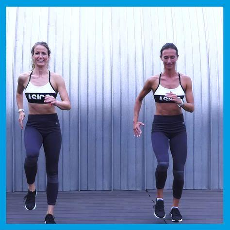 Du hast Lust auf ein intensives Training – aber meidest die überfüllten HIIT-Kurse in deinem Fitnessstudio lieber? Dieses Homeworkout bringt dich ganz ohne zusätzliche Trainingsgeräte zum Schwitzen. Trainiere live zu Hause 16 Minuten lang mit unseren Trainerinnen Anna-Lena und Nicole. So kommst du richtig ins Schwitzen und verbrennst jede Menge Kalorien und Fett. HIIT Training ist das ideale Workout zum Abnehmen! #HIIT #abnehmen #fettverbrennung #fitnessvideo