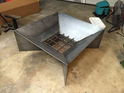 The Jet Fire Pit w/Burnbox , Outdoor pit USA, Camp fire - My Gardening Tips 2019