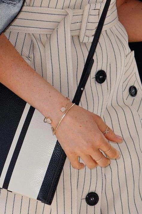What Meghan Wore On Instagram More Bracelets Meghan May Have Worn Therighthandgal Magic Bracelet This Past Week While Attending The Youth Forum Event We Are