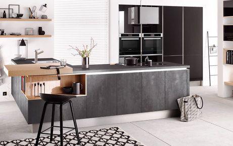 Küchen-Angebote und günstige Küchen bei Küche&Co - Küche&Co | Milú ...