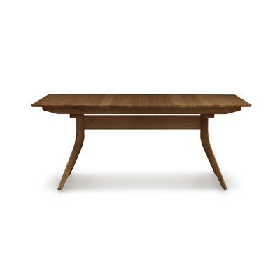 Copeland Furniture Catalina Extendable Dining Table Color Walnut
