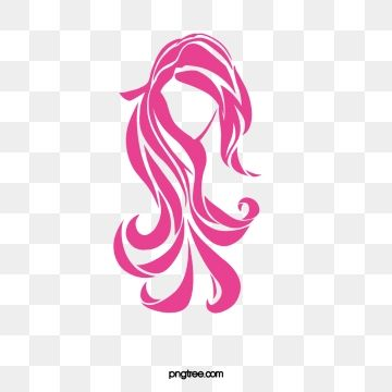 Long Haired Woman With Beauty Salon Logo Vector Material Beauty Long Haired Woman Beauty Shop Png Transparent Clipart Image And Psd File For Free Download Hair Clipart Long Hair Women Long