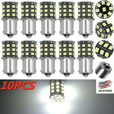 Sponsored Ebay 10x Super Bright 6 6w White1156 Rv Trailer 33 Smd Led 1141interior Light Bulb Jo Lamp Light Interior Lighting Rv Trailers