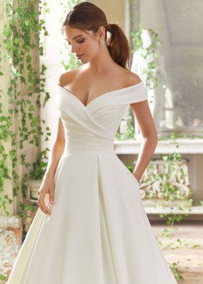 24+ One shoulder wedding dress ideas ideas