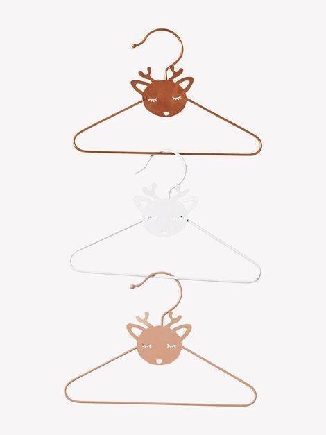 Vertbaudet 3er Pack Kleiderbugel Fur Kinder Zum Online Kauf
