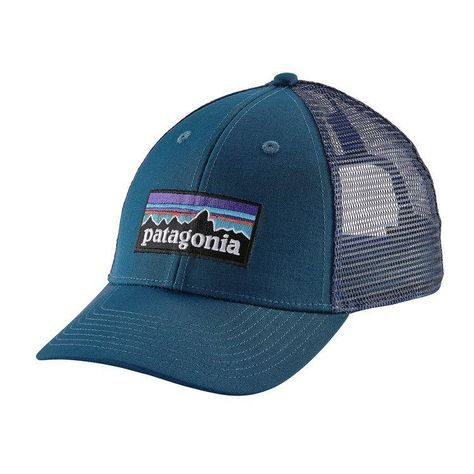 16faa8dae91 Patagonia P6 LoPro Trucker Hat