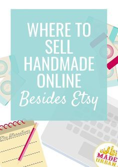 Where to Sell Handmade Online (Besides Etsy