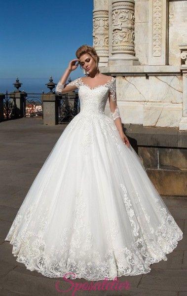 Abiti Da Sposa Modello Principessa Stile 800 On Line Economici Italiani Abiti Da Sposa Abiti Da Sposa Scintillanti Abiti Da Sposa Glitter