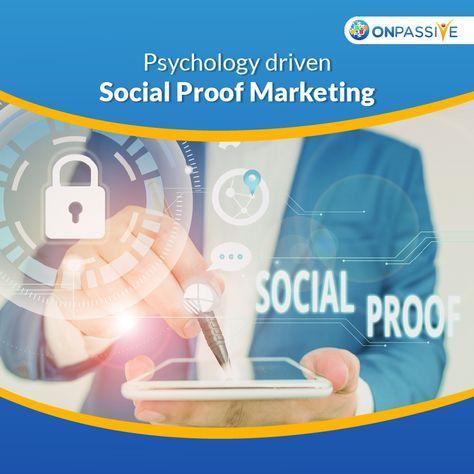 Emerging Social Proof Marketing | ONPASSIVE