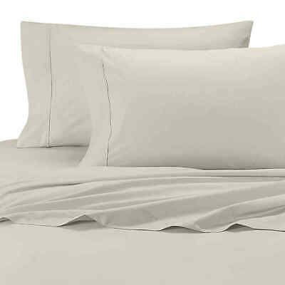 Queen flat sheet and Standard Pillow