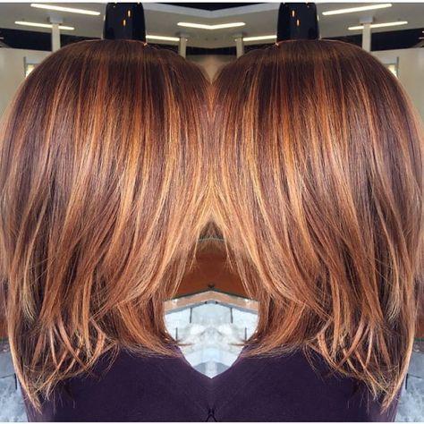 Balayage by Salonl Hair Color Auburn, Auburn Hair, Brown Hair Colors, Brown Blonde Hair, Brunette Hair, Brunette Color, Hair Color Balayage, Hair Highlights, Color Highlights