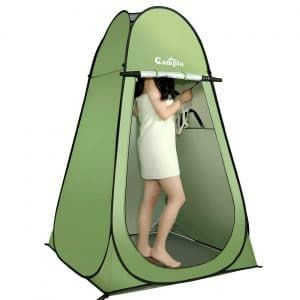Portable Instant Tent Camping Shower Toilet Outdoor Dressing Changing Room