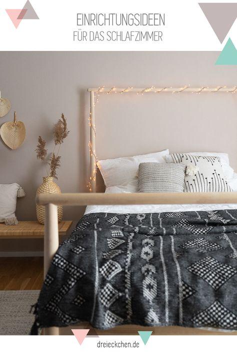 Neue Wandfarbe Furs Schlafzimmer Ein Boho Traum In Beige Werbung Schlafzimmer Schoner Wohnen Farbe Und Leinenbettwasche