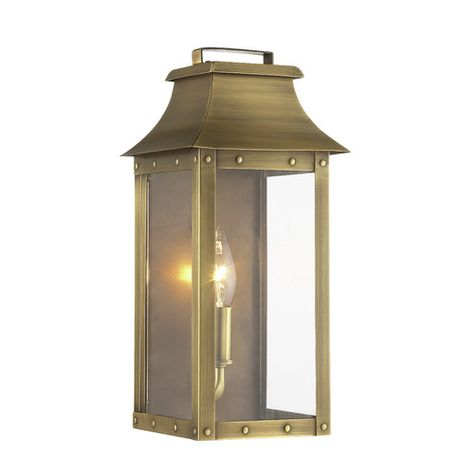 Found it at Wayfair - Manchester 1 Light Outdoor Flush Mount
