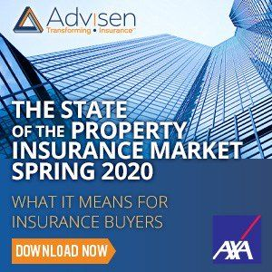 Download The State Of The Property Insurance Market Sponsored By Axa Xl In 2020 Marketing Commercial Insurance Insurance