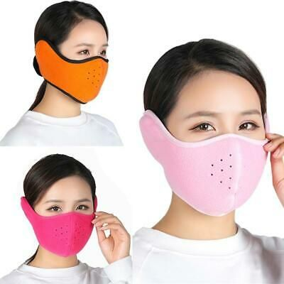 Ad Ebay Link Neck Warm Half Face Mask Winter Sport Windproof Cycling Masks Outdoor Snowb B6k9 In 2020 Winter Face Mask Cycling Mask Half Face Mask