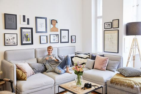 Anastasia Lechler (anastasiale73) on Pinterest - teppich wohnzimmer grau