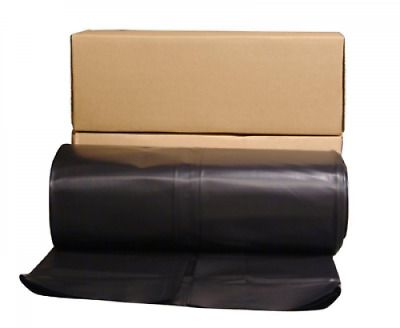 Details About Plastic Sheeting Roll Tarp Cover Extra Heavy Duty Paint 6 Mil 12 X 100 Black Black Plastic Sheeting Plastic Container Storage Tarps