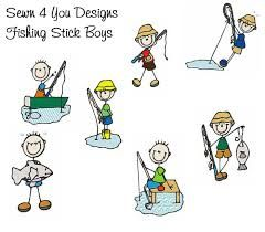 Image Result For Stickman Fishing Stick Figures Pali Drawings