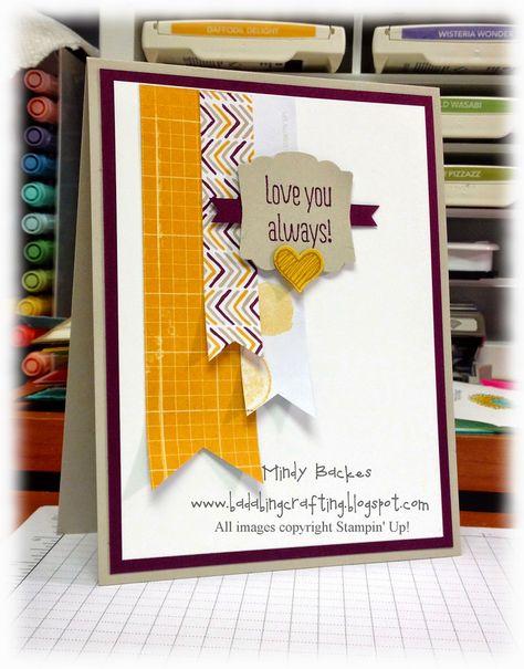 Bada-Bing! Paper-Crafting!: Freaking Sad
