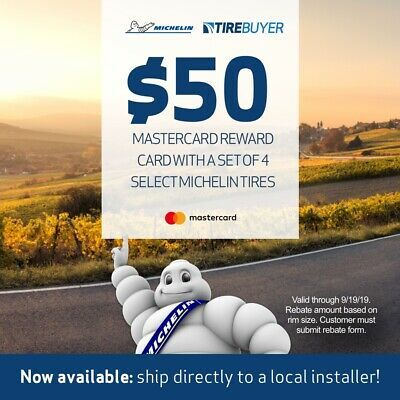 ab8895a6124de6c4f82341565863f8ea - How Long Does It Take To Get Michelin Rebate
