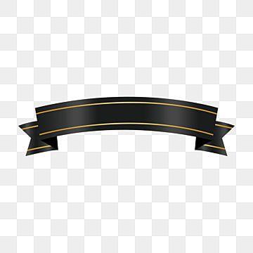Gold Ribbon Box Title Ribbon Clipart Golden Ribbon Png Transparent Clipart Image And Psd File For Free Download Ribbon Banner Black Ribbon Black Social Media Icons