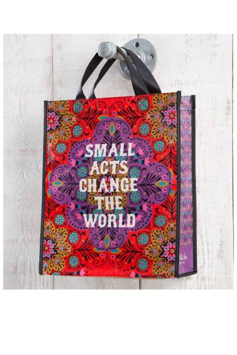 Natural Life Recycled Bag - Small Acts