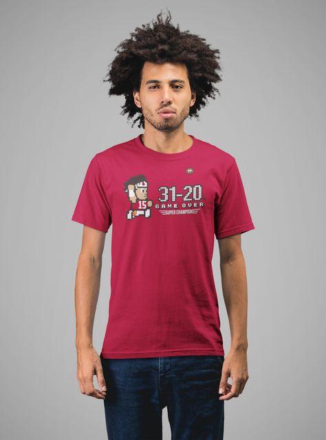 Super Comeback Tour Red T-Shirt Sm-5X Smack Apparel Kansas City Football Fans