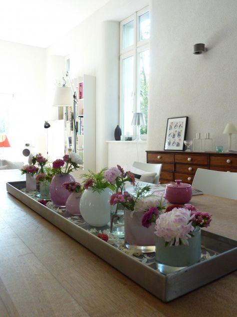 Hach, wirklich gelungen. Eine beständige #Tischdeko für das Wohnzimmer, die hier auch gern eine Weile bleiben kann :)