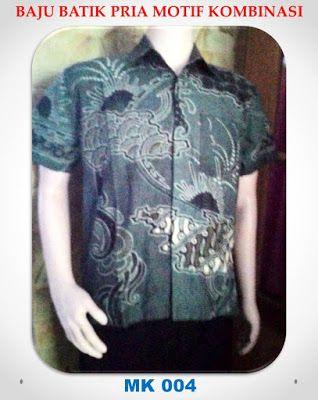 Batik Motif Daun Hati - Batik Indonesia