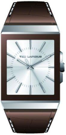 Montre Ted Lapidus - Fond argent #watch