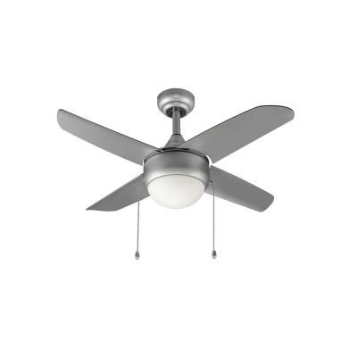 Home Decorators Collection Spindleton 36 In Indoor Grey Ceiling Fan With Light Kit 34545 Hbug The Home Depot In 2021 Gray Ceiling Fan Ceiling Fan Fan Light