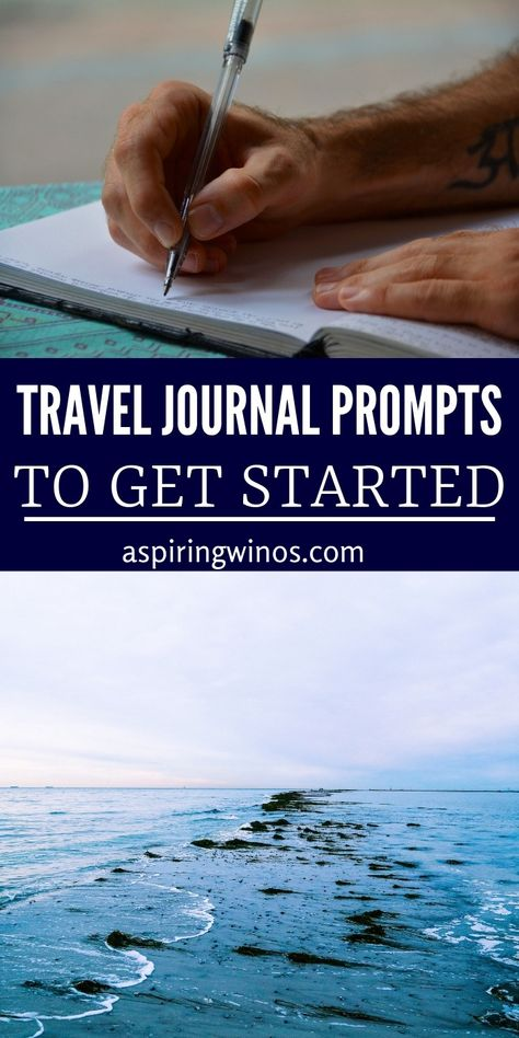 How to get started writing a travel journal Easy Travel Journal Prompts   Creative ways to start a travel journal   What to write in a travel journal   What I should include in my travel journal to document my memories and trips   Vacation memory saving tips   #journaling #travel #vacation