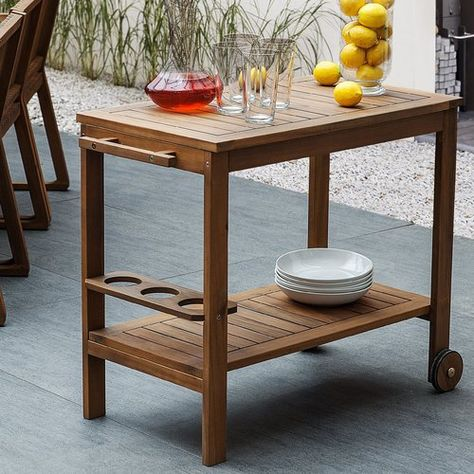 Servierwagen Cray Garten Living Serving Cart Bars For Home Countertop Materials