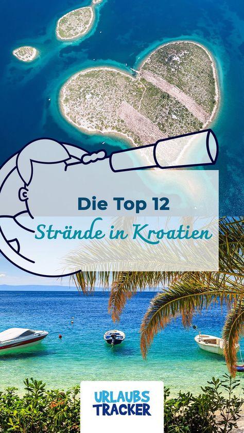 Die Top 12 Der Schonsten Sandstrande In Kroatien Sandstrand In