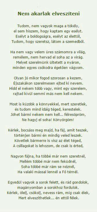 bocsáss meg szerelmem idézetek Pin by Monika Sné Sch on versek. | Quotes about everything, Life