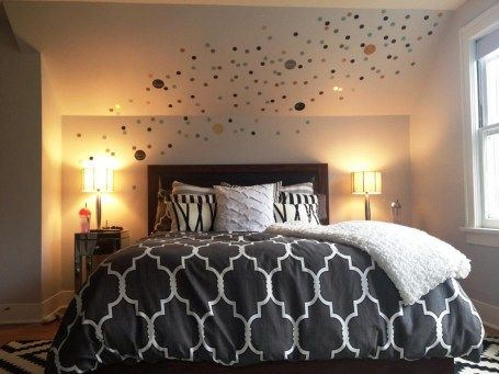 popular bedroom wall art ideas home designs insight 3d wall stickers